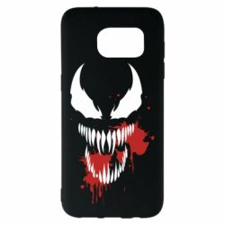 Чохол для Samsung S7 EDGE Venom blood