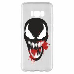 Чохол для Samsung S8+ Venom blood