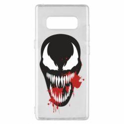 Чохол для Samsung Note 8 Venom blood