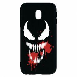 Чохол для Samsung J3 2017 Venom blood