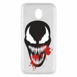 Чохол для Samsung J5 2017 Venom blood