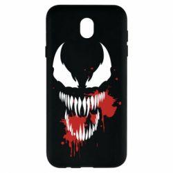 Чохол для Samsung J7 2017 Venom blood