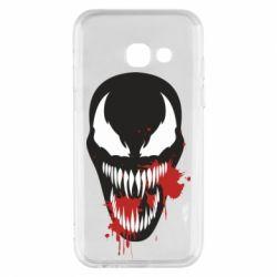 Чохол для Samsung A3 2017 Venom blood