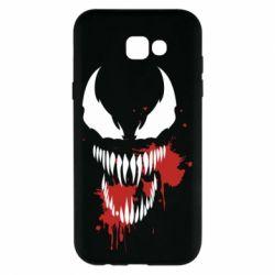 Чохол для Samsung A7 2017 Venom blood