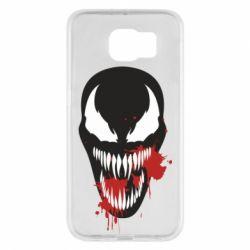 Чохол для Samsung S6 Venom blood