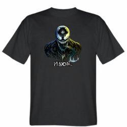 Мужская футболка Venom Bust Art