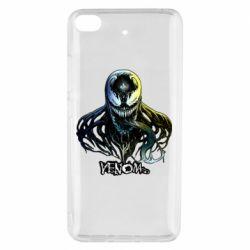 Чехол для Xiaomi Mi 5s Venom Bust Art