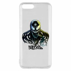Чехол для Xiaomi Mi6 Venom Bust Art