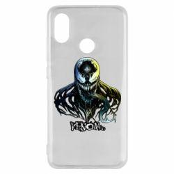 Чехол для Xiaomi Mi8 Venom Bust Art