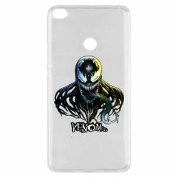 Чехол для Xiaomi Mi Max 2 Venom Bust Art