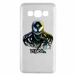 Чехол для Samsung A3 2015 Venom Bust Art