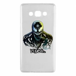 Чехол для Samsung A7 2015 Venom Bust Art