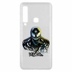 Чехол для Samsung A9 2018 Venom Bust Art