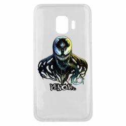 Чехол для Samsung J2 Core Venom Bust Art
