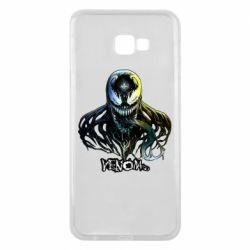 Чехол для Samsung J4 Plus 2018 Venom Bust Art