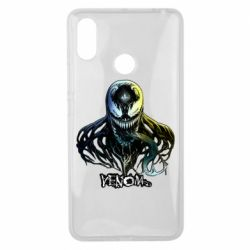 Чехол для Xiaomi Mi Max 3 Venom Bust Art