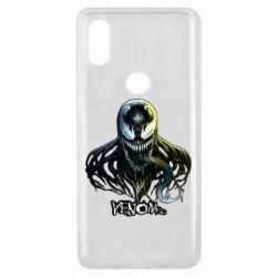 Чехол для Xiaomi Mi Mix 3 Venom Bust Art
