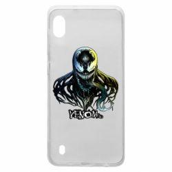Чехол для Samsung A10 Venom Bust Art