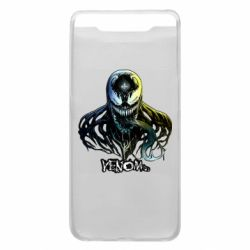 Чехол для Samsung A80 Venom Bust Art