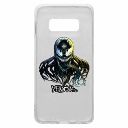 Чехол для Samsung S10e Venom Bust Art