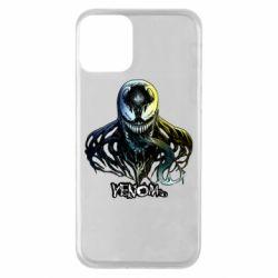 Чехол для iPhone 11 Venom Bust Art