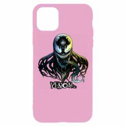 Чехол для iPhone 11 Pro Venom Bust Art