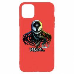 Чехол для iPhone 11 Pro Max Venom Bust Art