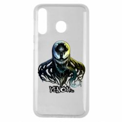 Чехол для Samsung M30 Venom Bust Art