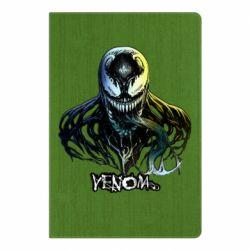 Блокнот А5 Venom Bust Art