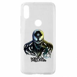 Чехол для Xiaomi Mi Play Venom Bust Art