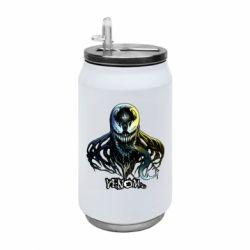 Термобанка 350ml Venom Bust Art