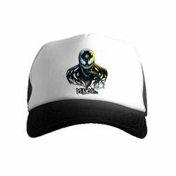 Детская кепка-тракер Venom Bust Art