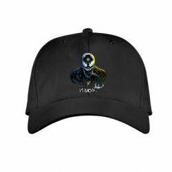 Детская кепка Venom Bust Art
