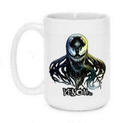 Кружка 420ml Venom Bust Art