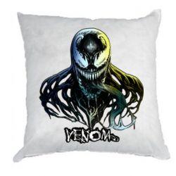 Подушка Venom Bust Art