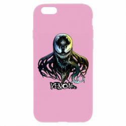 Чехол для iPhone 6 Plus/6S Plus Venom Bust Art