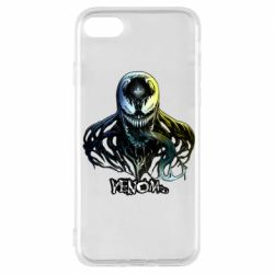 Чехол для iPhone 7 Venom Bust Art