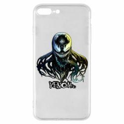 Чехол для iPhone 7 Plus Venom Bust Art