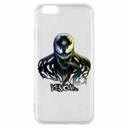 Чехол для iPhone 6/6S Venom Bust Art