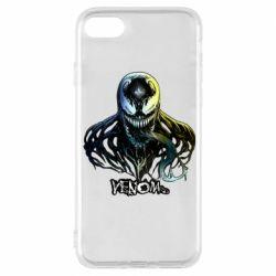 Чехол для iPhone 8 Venom Bust Art