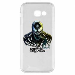 Чехол для Samsung A5 2017 Venom Bust Art