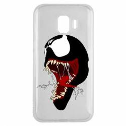 Чохол для Samsung J2 2018 Venom jaw
