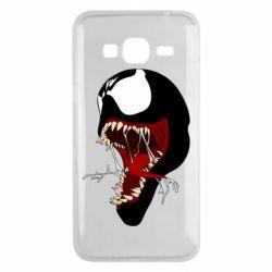 Чохол для Samsung J3 2016 Venom jaw