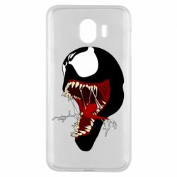 Чохол для Samsung J4 Venom jaw
