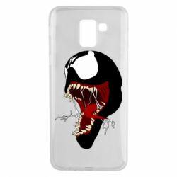 Чохол для Samsung J6 Venom jaw