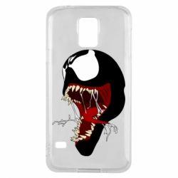 Чохол для Samsung S5 Venom jaw
