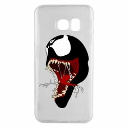 Чохол для Samsung S6 EDGE Venom jaw