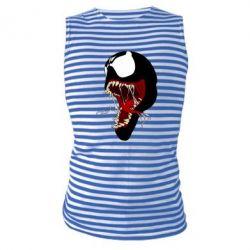 Майка-тільняшка Venom jaw