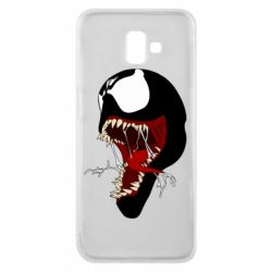 Чехол для Samsung J6 Plus 2018 Venom jaw