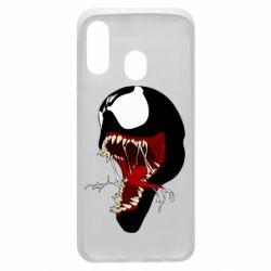 Чохол для Samsung A40 Venom jaw